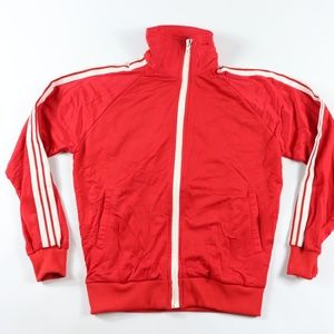 80s New Soccer Select Mens Track Warm Up Jacket